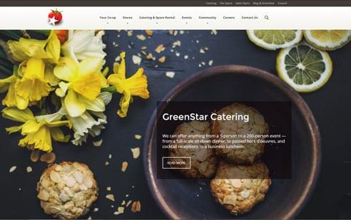 GreenStar Website Example 2