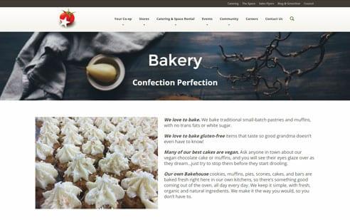 GreenStar Website Example 3