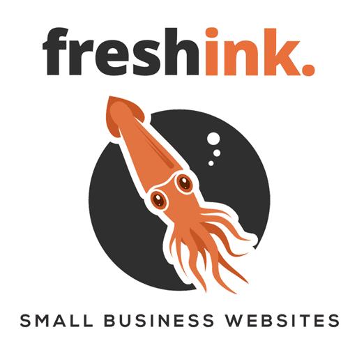 Fresh Ink Site Icon